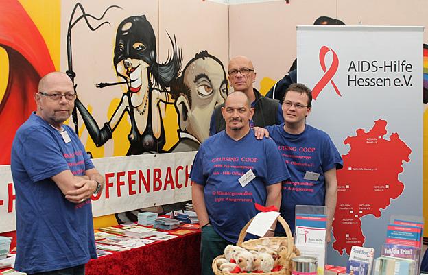 Aids-Hilfe Hessentag