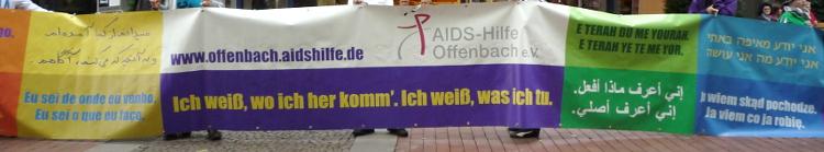 Aids-Hilfe Offenbach MyPost Multilingual