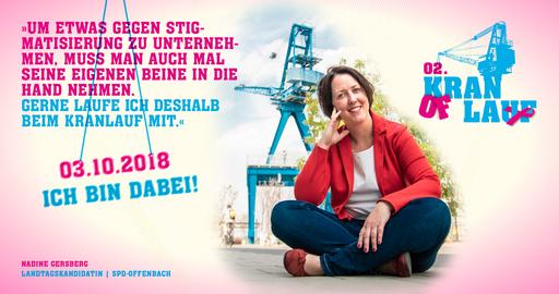 Nadine Gersberg, SPD
