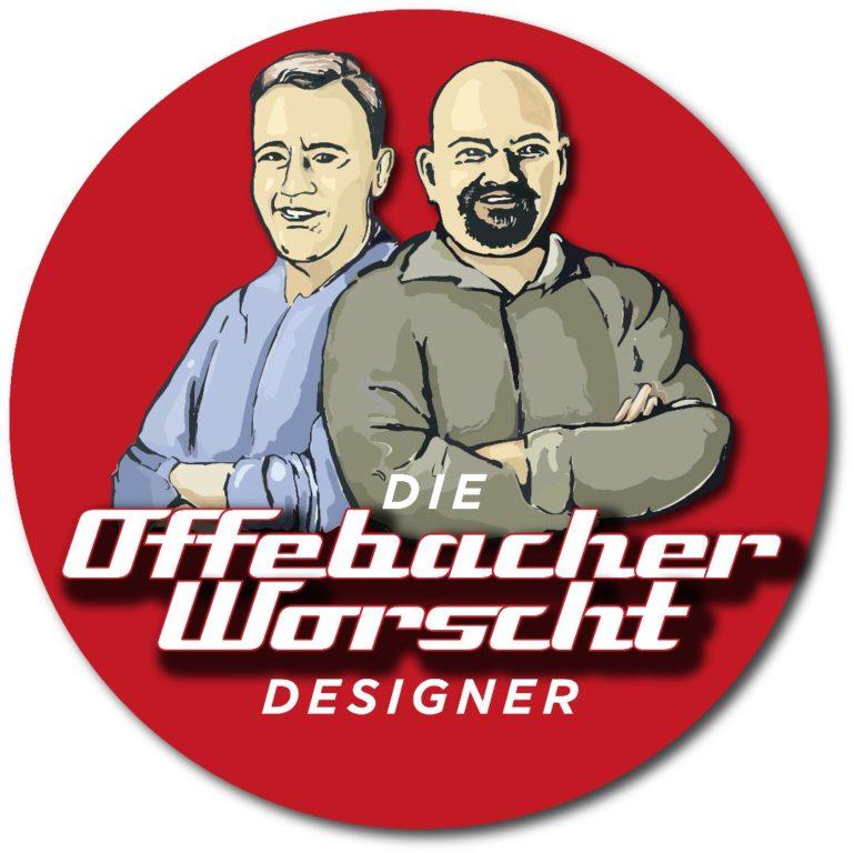 Logo Offenbacher Worscht Designer